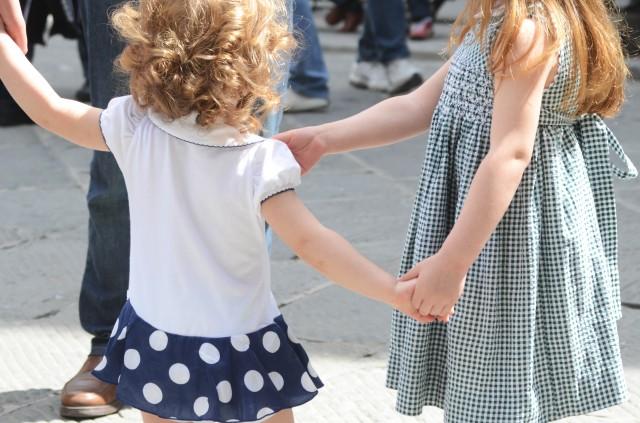 ....jolly little girls.....
