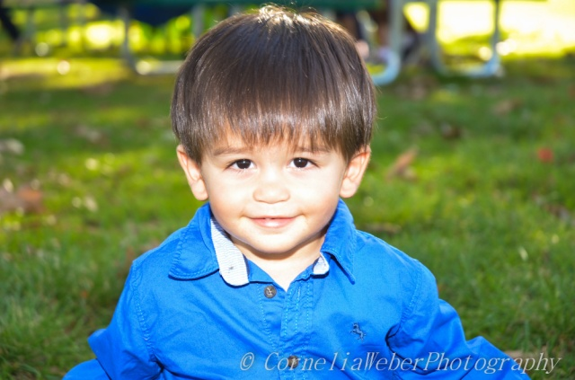 Khaveh,  the little prince!!